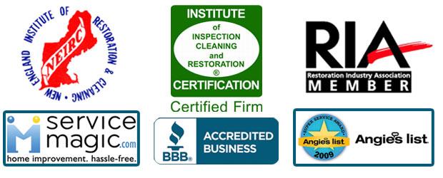 RestorePro Certifications