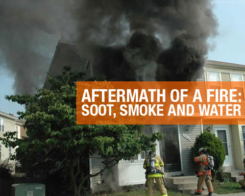 Aftermath-of-a-Fire-Soot-Smoke-and-Water