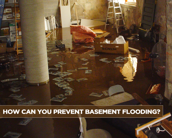 How Can You Prevent Basement Flooding