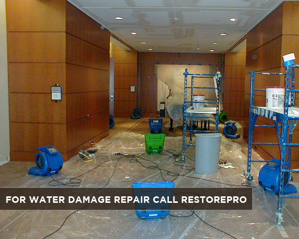 Emergency Flood Water Removal Austin