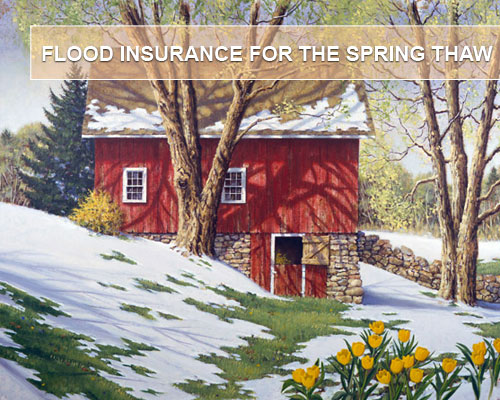 Flood-Insurance-for-the-Spring-Thaw