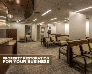 Property Restoration for Your Business