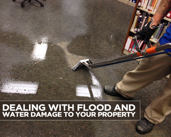 Dealing with Flood and Water Damage