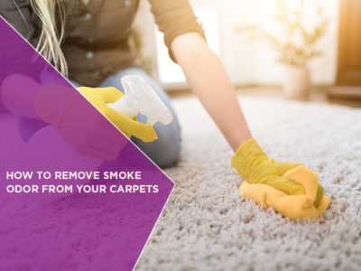 How To Remove Smoke Odor From Your Carpets