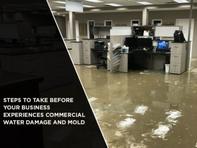 Steps To Take Before Your Business Experiences Commercial Water Damage And Mold
