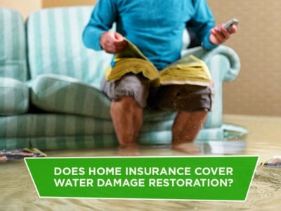 Does Home Insurance Cover Water Damage Restoration