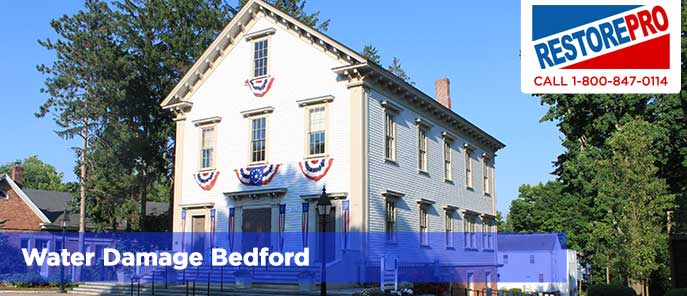 Water Damage Bedford