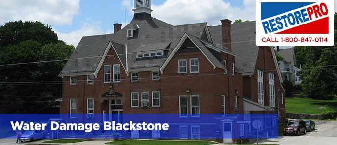 Water Damage Blackstone