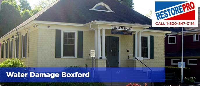 Water Damage Boxford