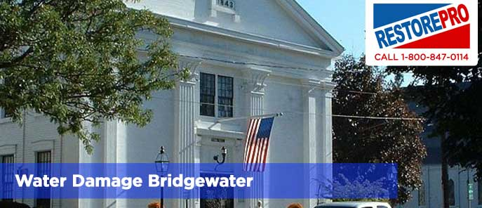 Water Damage Bridgewater