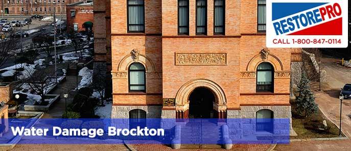 Water Damage Brockton