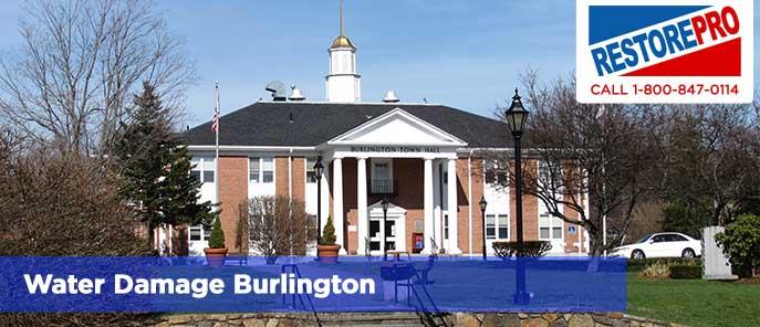 Water Damage Burlington