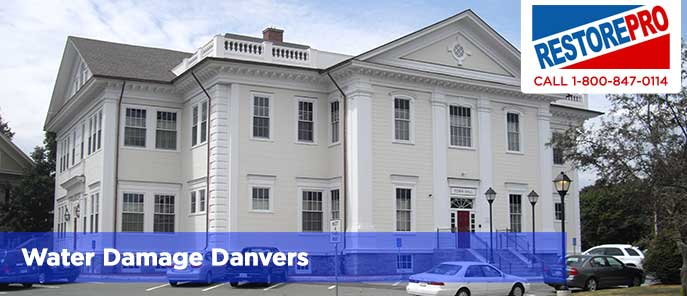 Water Damage Danvers
