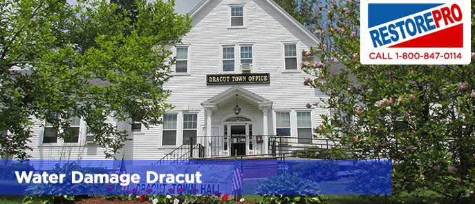 Water Damage Dracut