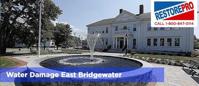 Water Damage East Bridgewater