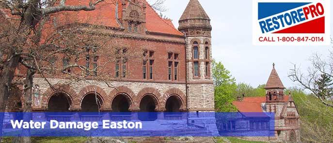 Water Damage Easton