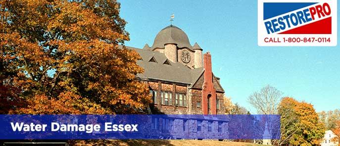 Water Damage Essex