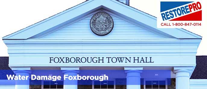 Water Damage Foxborough