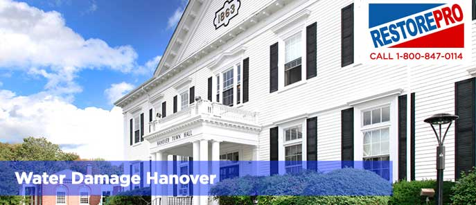 Water Damage Hanover