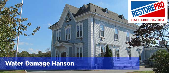 Water Damage Hanson