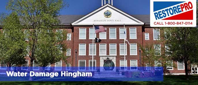 Water Damage Hingham