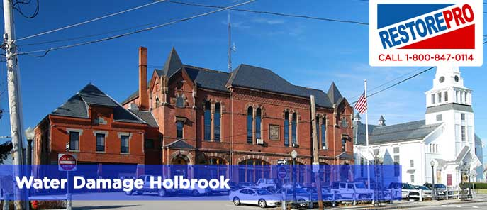 Water Damage Holbrook