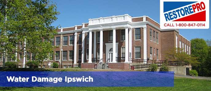 Water Damage Ipswich