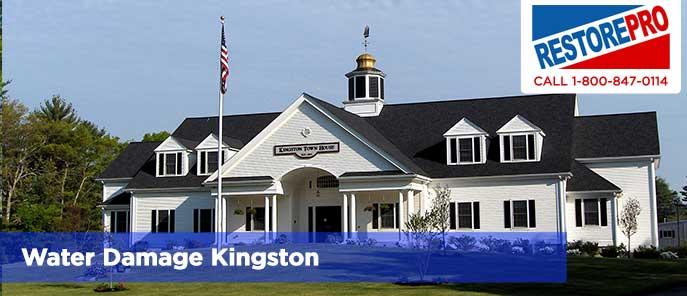 Water Damage Kingston