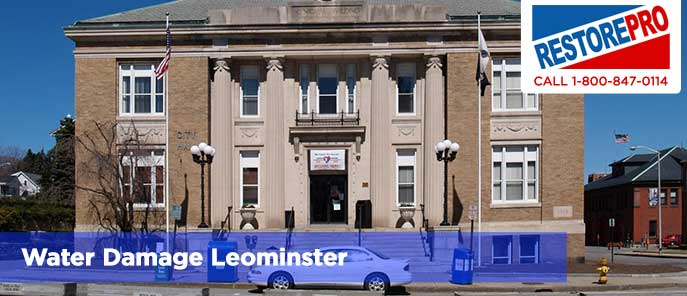 Water Damage Leominster