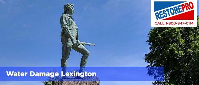Water Damage Lexington