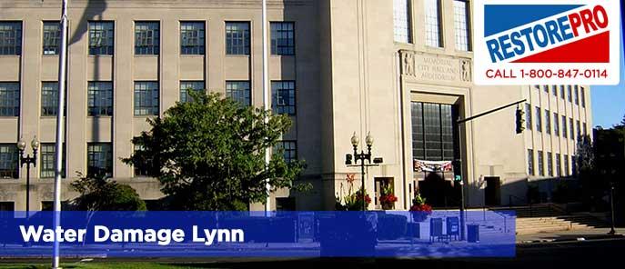 Water Damage Lynn