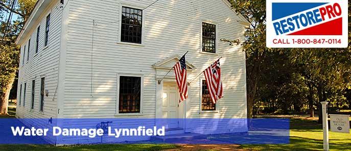 Water Damage Lynnfield