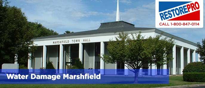 Water Damage Marshfield