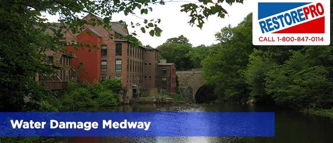 Water Damage Medway