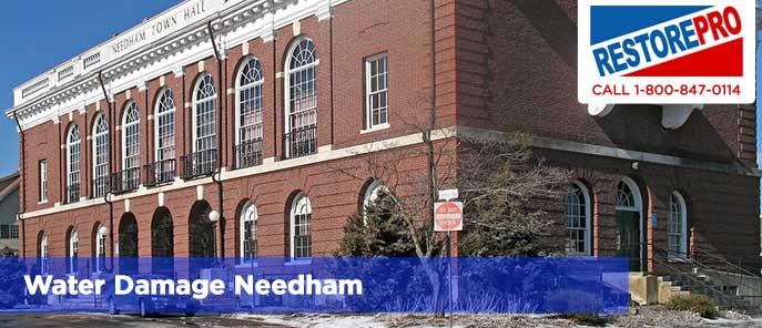 Water Damage Needham