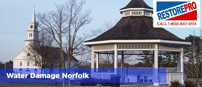 Water Damage Norfolk