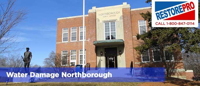 Water Damage Northborough