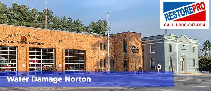 Water Damage Norton