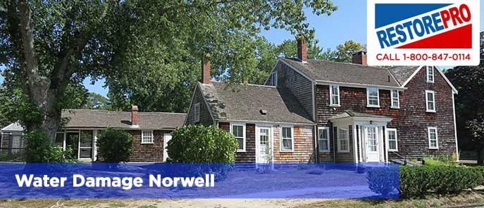 Water Damage Norwell
