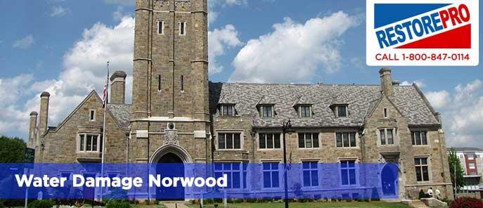 Water Damage Norwood