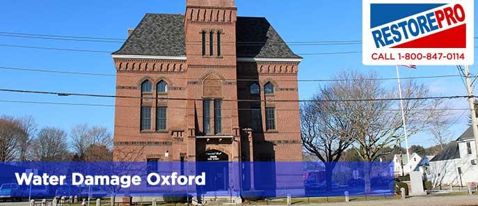 Water Damage Oxford