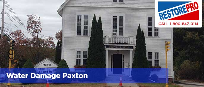 Water Damage Paxton