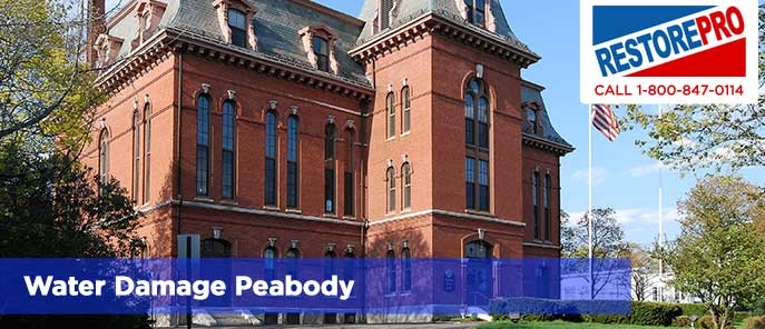 Water Damage Peabody