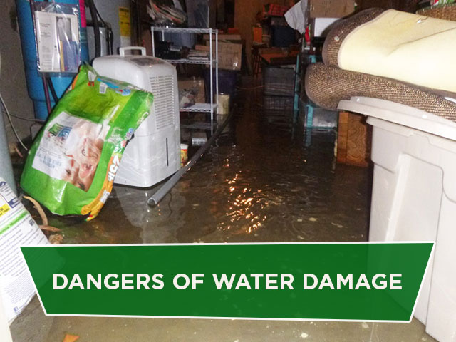 Dangers Of Water Damage