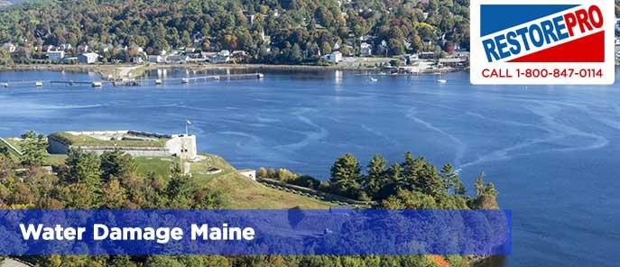 Water Damage Maine