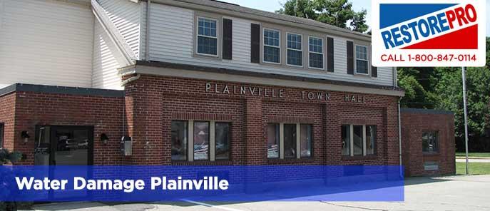 Water Damage Plainville