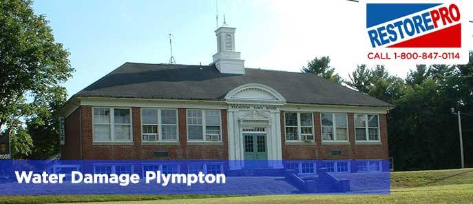 Water Damage Plympton