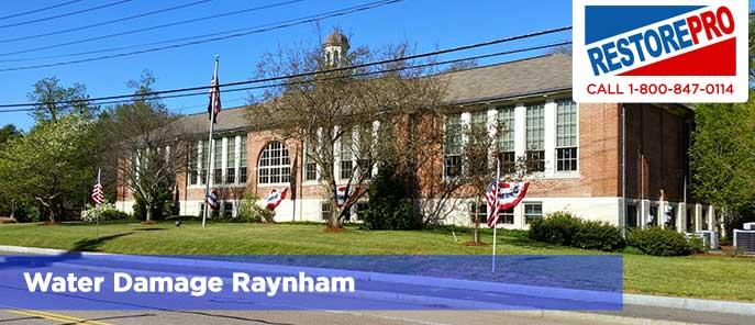 Water Damage Raynham