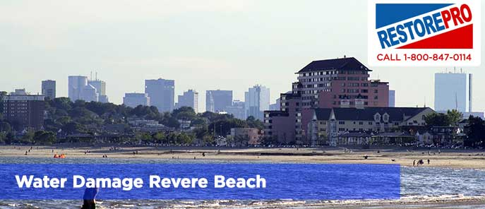 Water Damage Revere Beach