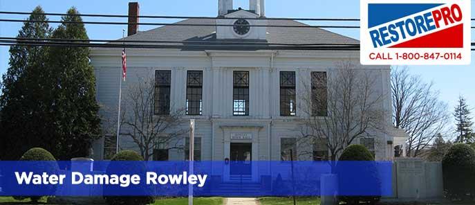 Water Damage Rowley